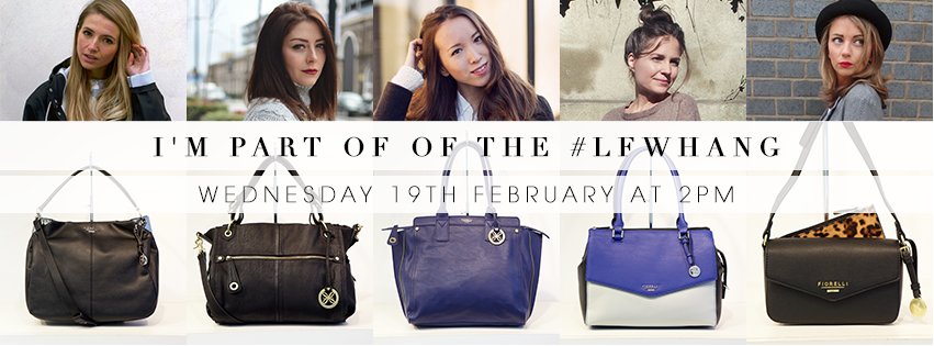 LFWHANG with Fiorelli, House of Fraser and bloggers