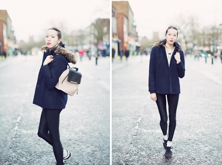 Girl in the Lens   street style