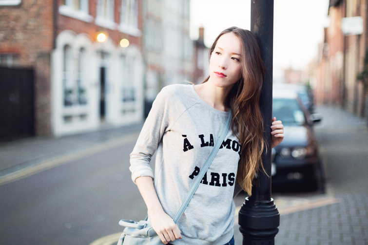 A La Mode Paris Next sweatshirt