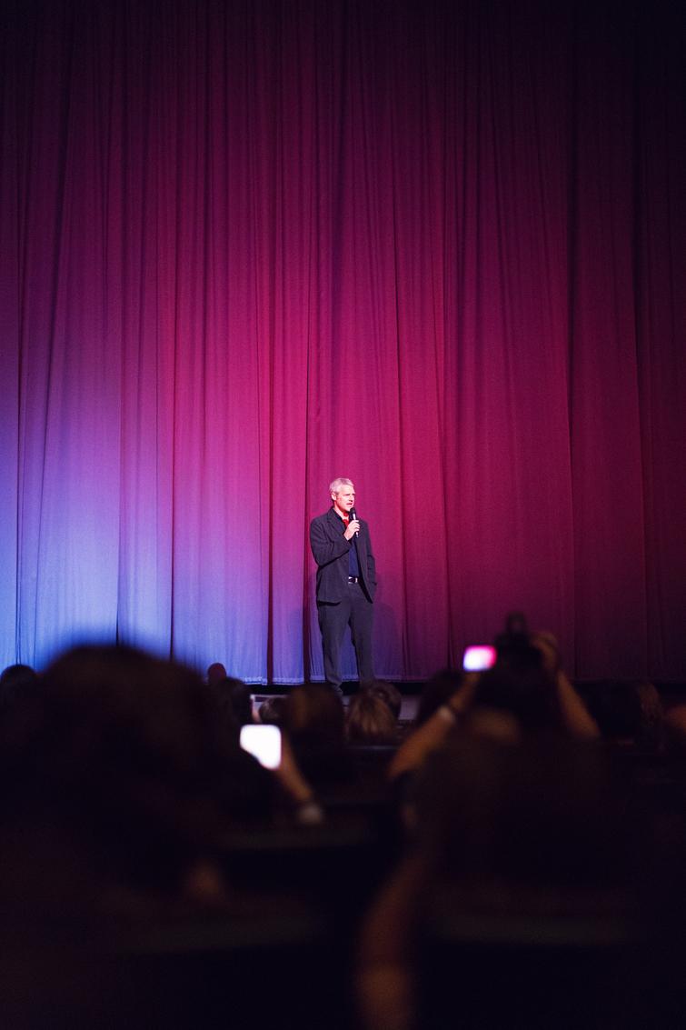 Divergent premiere