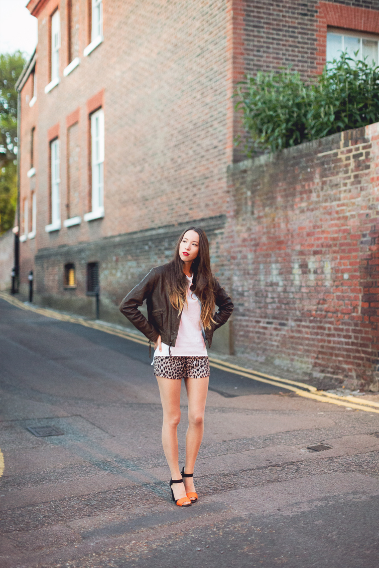 Girl in the Lens | street style outfit