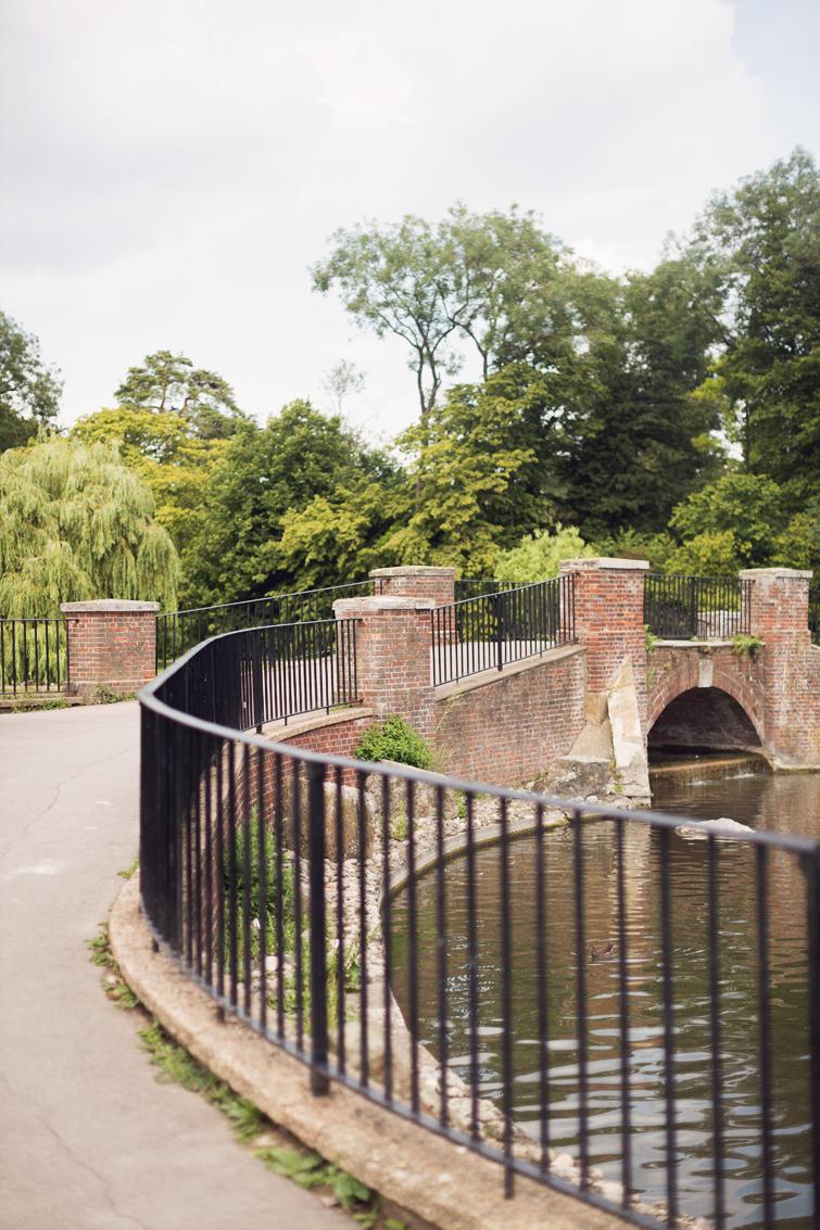 Veralum Park, St Albans, Hertfordshire, England