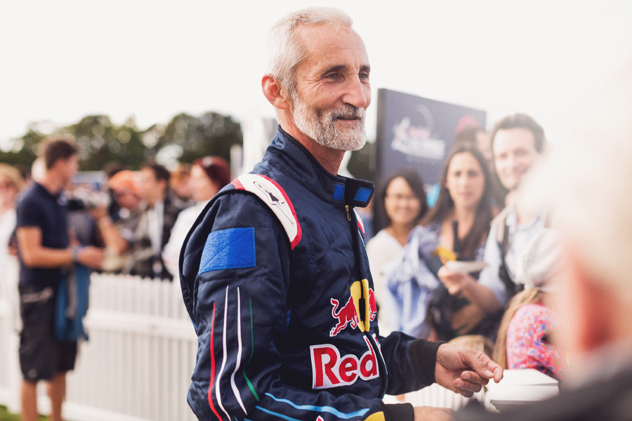 Peter Besenyei, Red Bull pilot