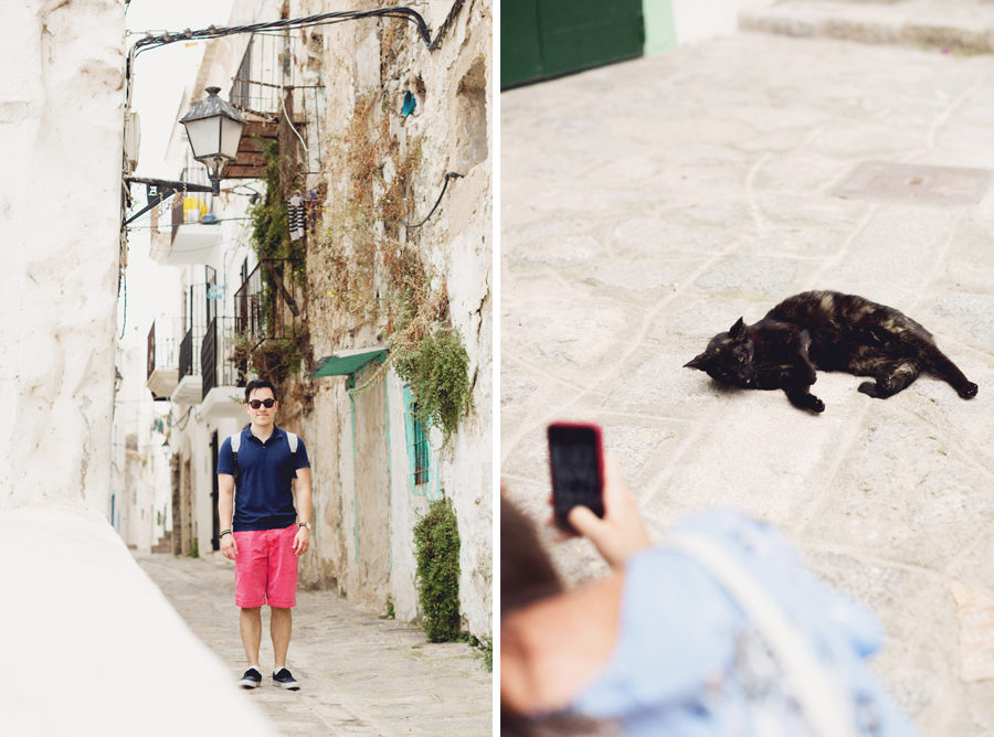 Girl in the Lens | Ibiza