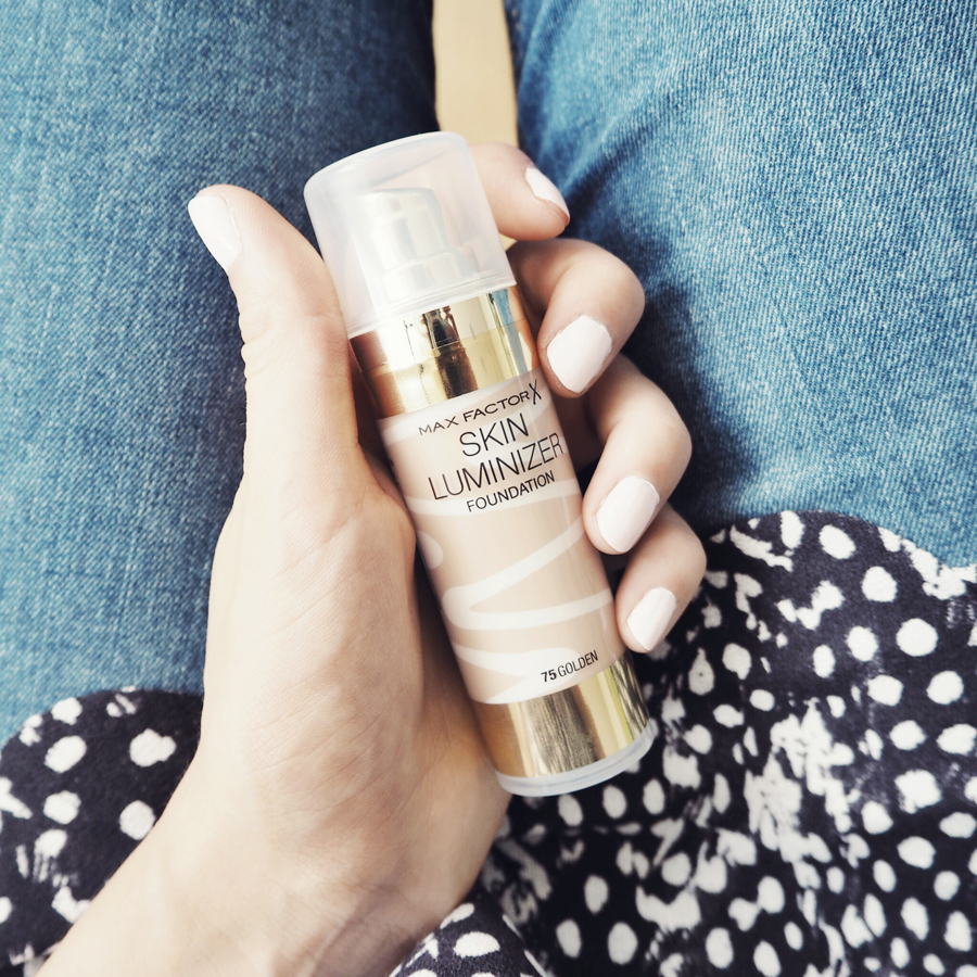 Max Factor Skin Lumizer review