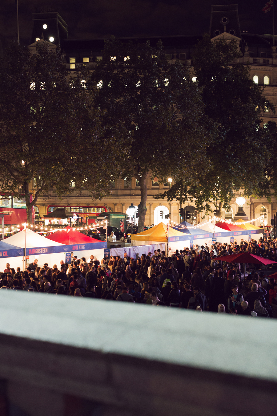 Malaysia Night, Trafalgar Square, London, 2014