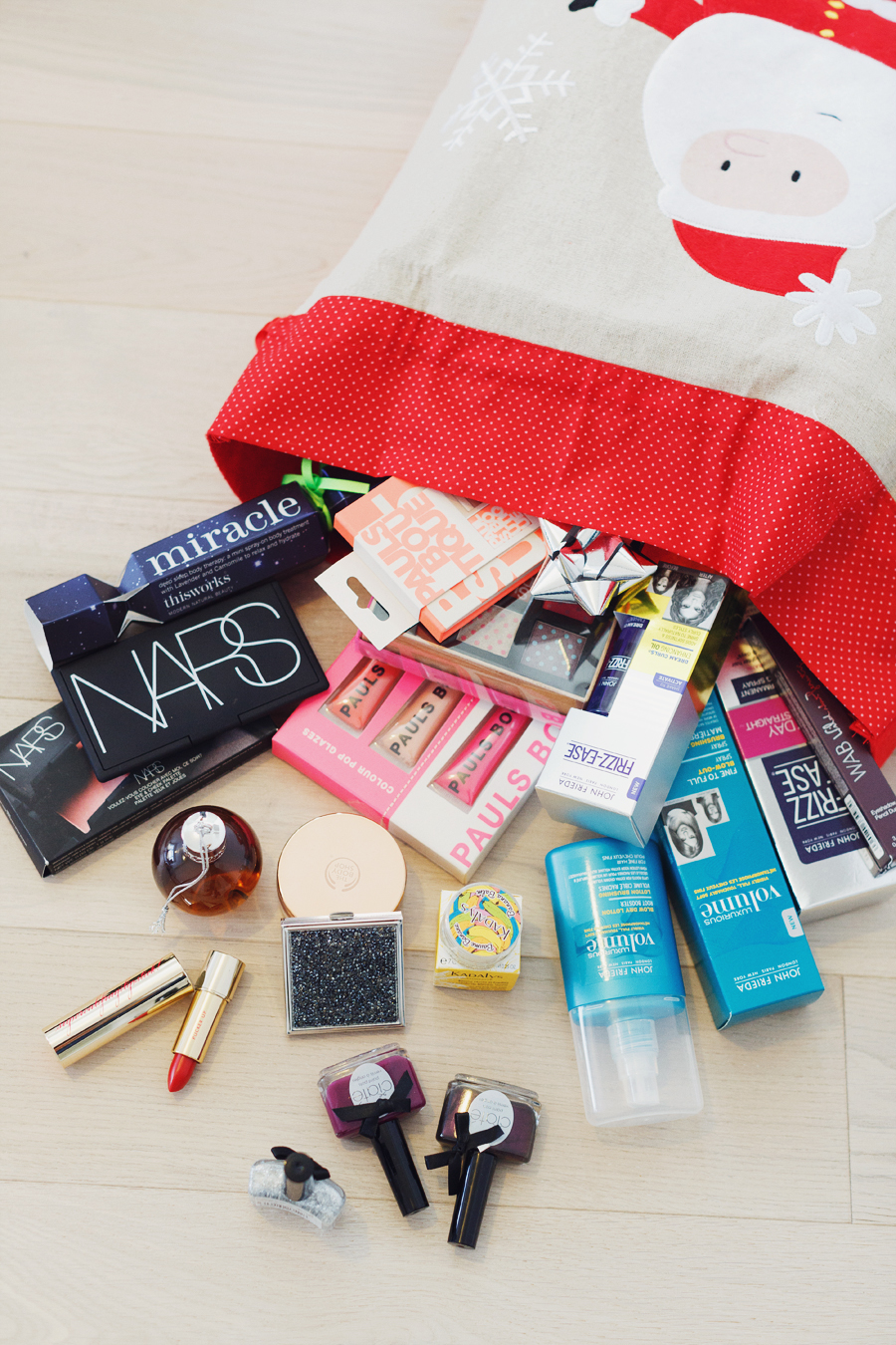 Beauty prize package