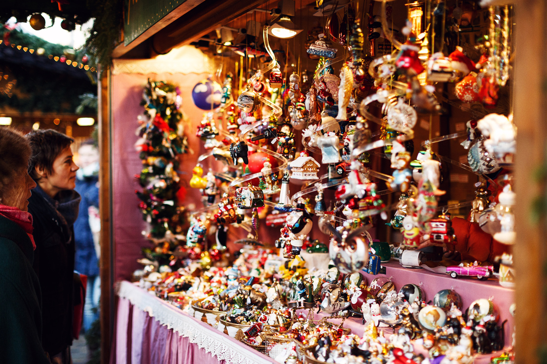Christmas markets in Europe: Basel, Switzerland