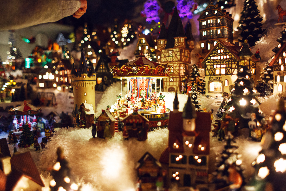 Christmas markets, Basel Switzerland