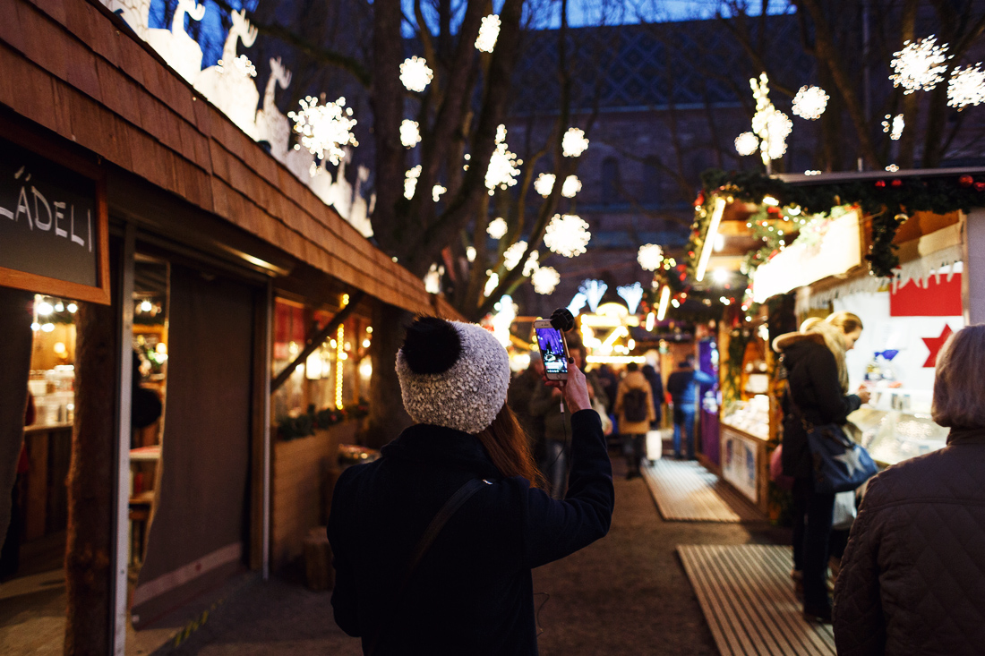 Christmas markets, Basel Switzerland